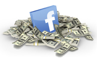 Facebook-logo-with-money