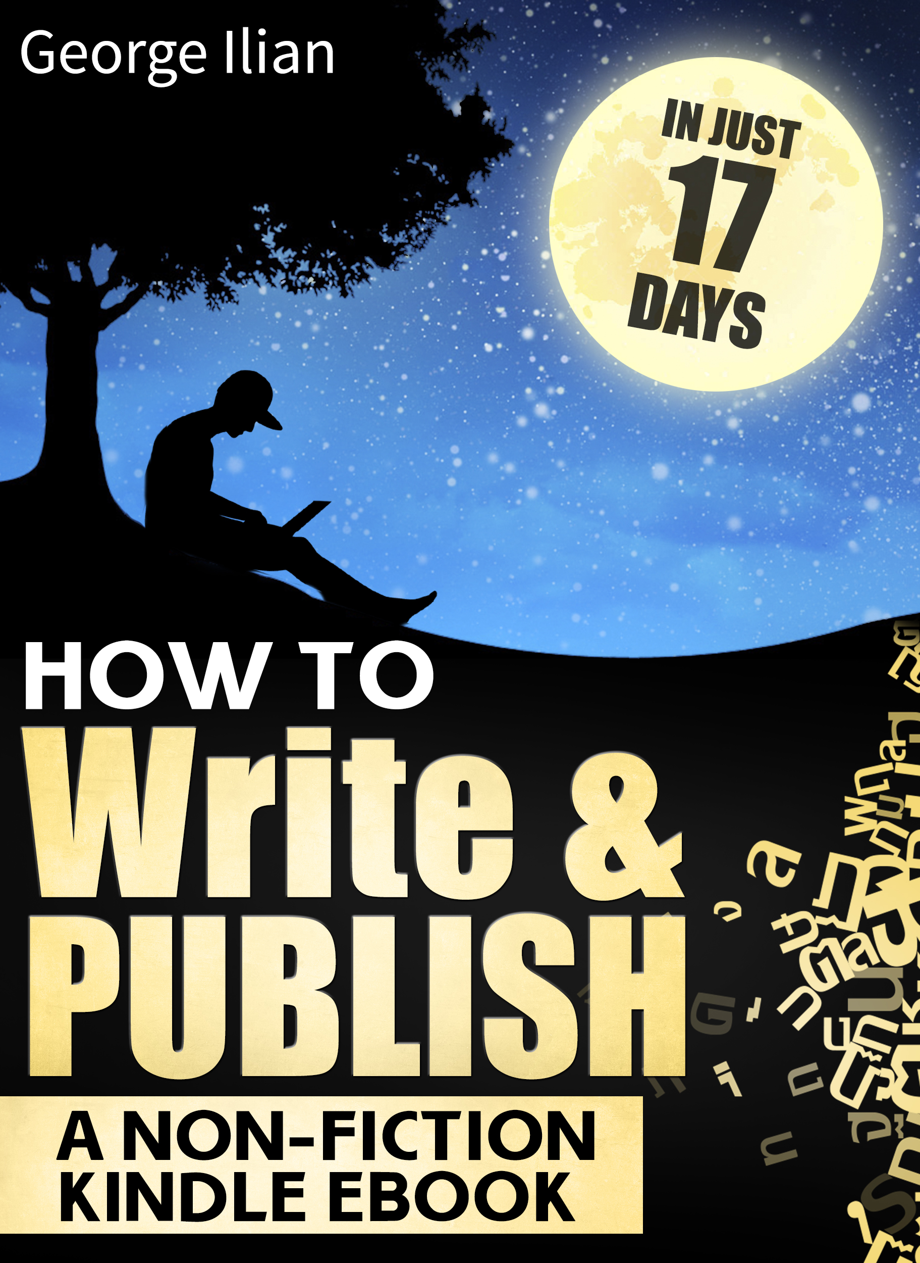 Write AND publish your eBook in 7 DAYS
